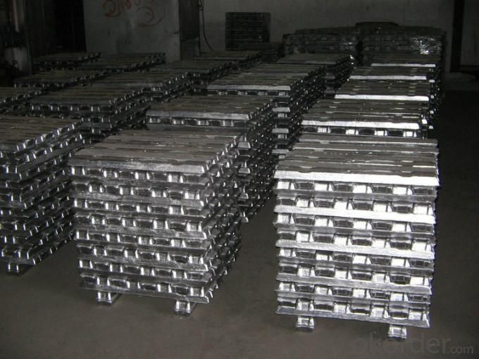 Aluminum Ingots AA1070