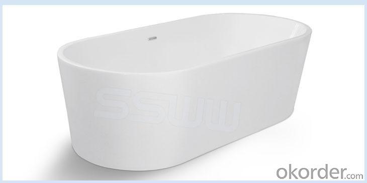Enamel Casting Iron Bathtubs - 8805