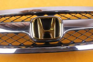 General Style Car Front Mesh Grille for HONDA Accord 1998-2001 ABS material