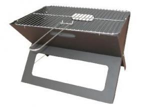 Trolley BBQ Grill--TASQ19DT
