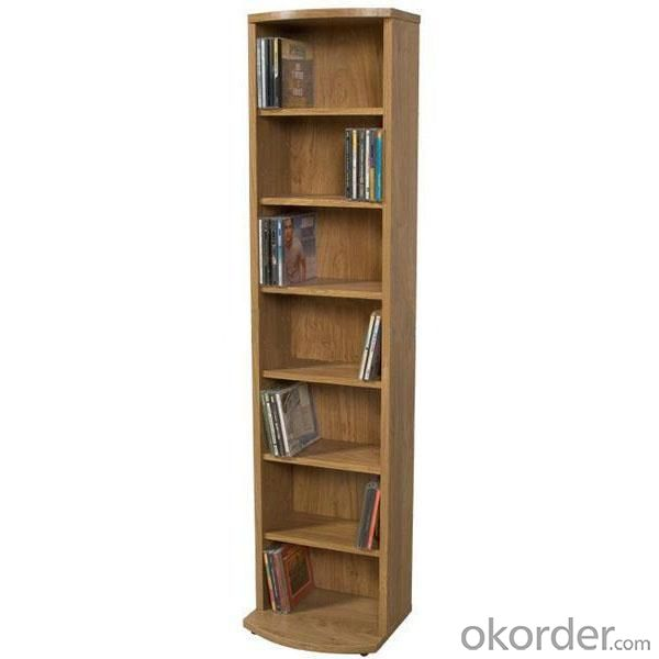 Wooden CD Rack