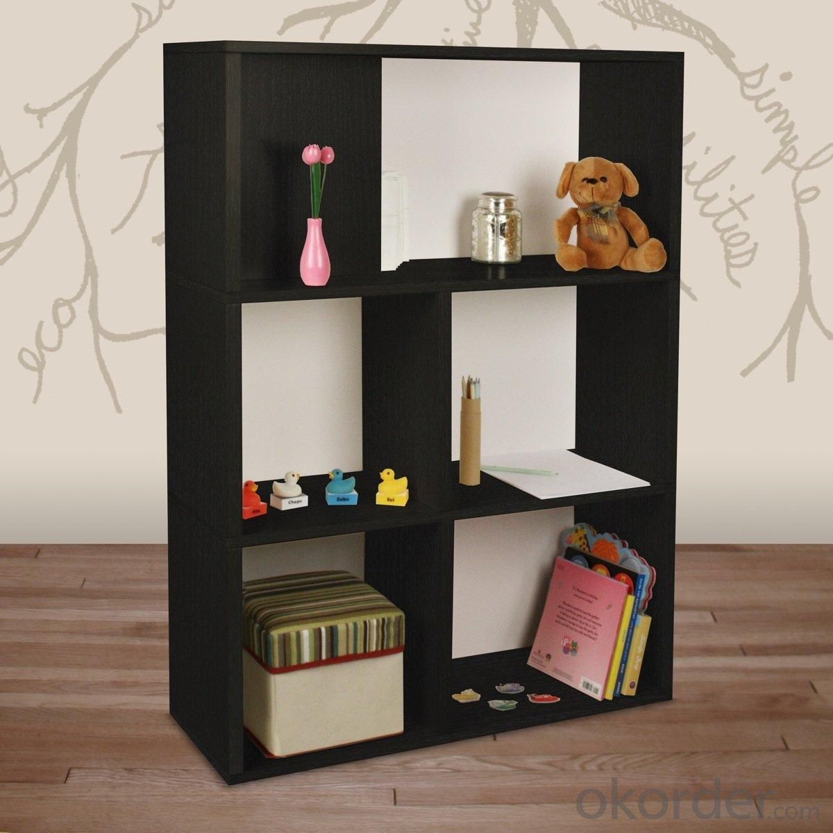 Simple Design Bookcase