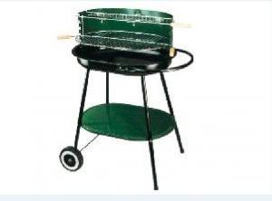 Trolley BBQ Grill--TAE23