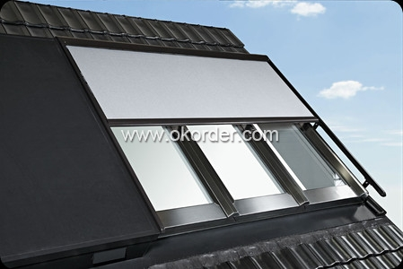 Aluminum Wooden Roof Window