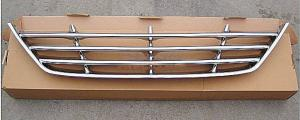 Chrome Front Lower Grille Replacement - for Ford Euro Focus MK2 09-10