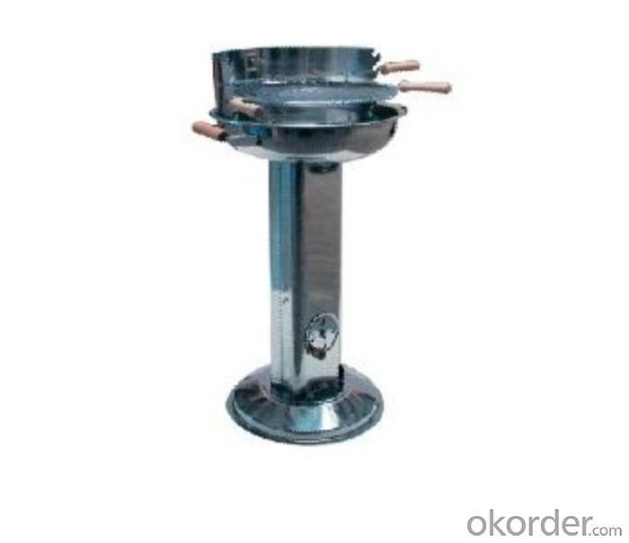 Pedestal BBQ Grill--PASS4692B