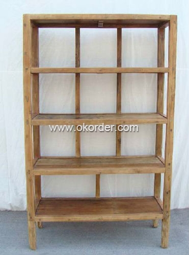 Environment Friendly Bookcase