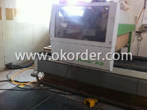 CNC Machine of New Design CD Rack