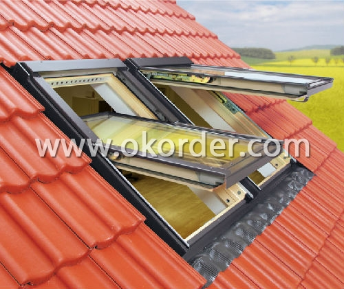 Dual Action Roof Window