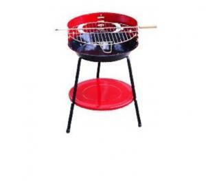 Simple Round BBQ Grill--SRAR1402