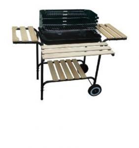Trolley BBQ Grill--TASQ5838W