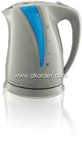 110V Enviromental Material Plasitc Electric Kettle