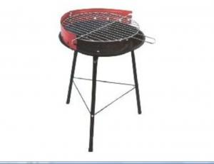 Simple Round BBQ Grill--SRAR13