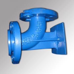 Double Flanged Duckfoot 90 Degree Bend ISO2531 With Best Price