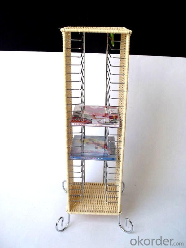 Small CD Rack