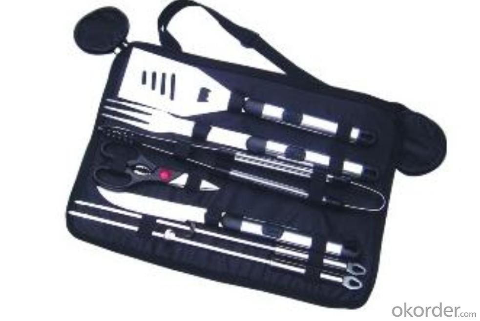 BBQ Tool Set--Q431D
