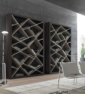 Hot Sale Decorative Wooden Bookcase