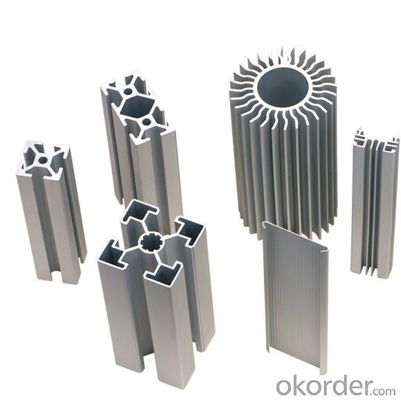 Aluminum Profiles AA8xxx