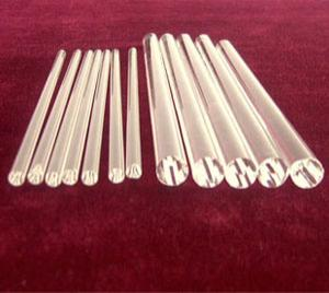 Different Size Quartz Rod