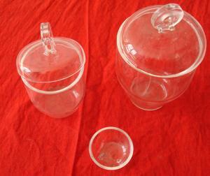 Quartz Crucibles and other quartz product