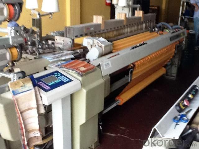 Weaving Machinery J