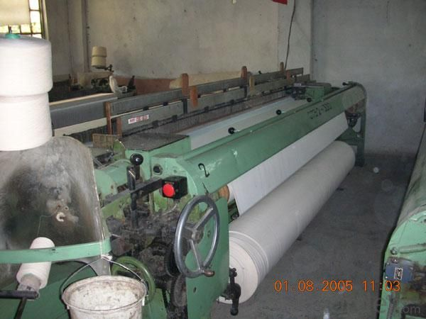 Weaving Machinery H