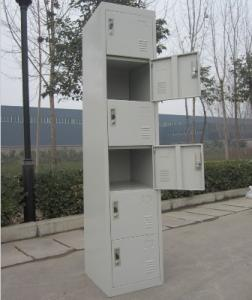 6 Door Metal Locker CM-016