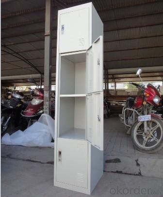 4 Door Metal Locker CM-014