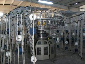 Knitting Machinery G