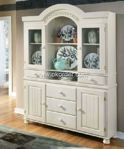 French Style Dining Cabinet