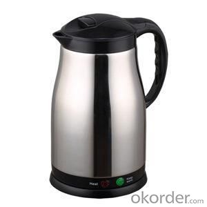 Supper Light Stainless Steel Electric Kettles