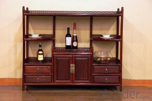 Solid Wood Dining Cabinet