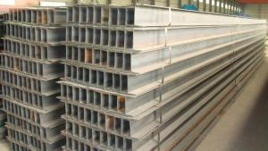 MS Galvanized Steel I Beam