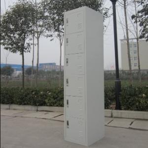 6 Door Metal Locker CM-016