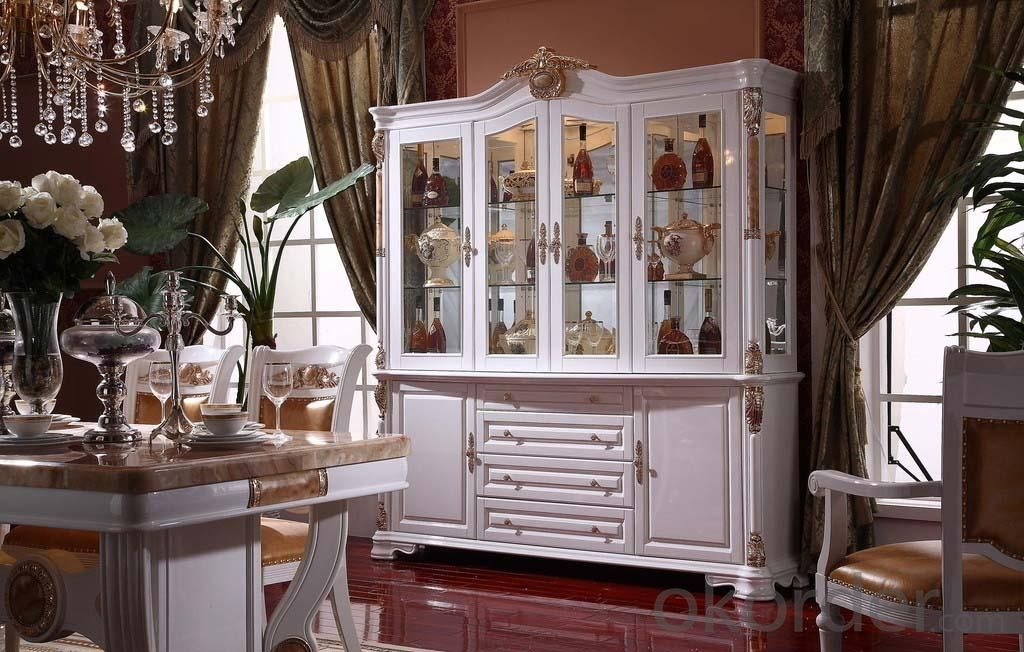 Buy French Style Dining Cabinet Price Size Weight Model