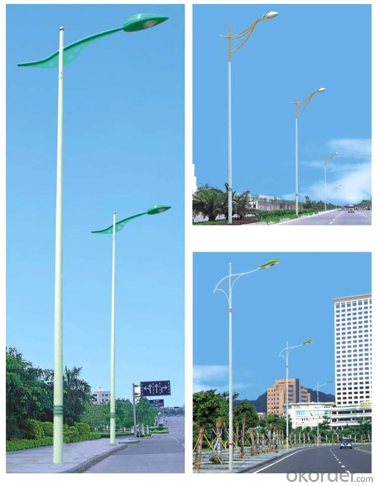 Good Quality FRP Lighting Pole
