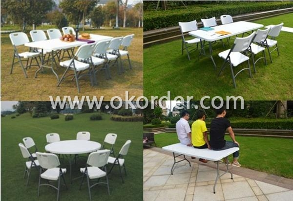 Hotel Folding and KD Dining Table