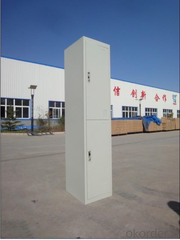 2 Door Metal Locker CM-012