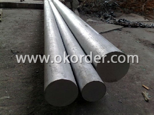 Galvanzied round bar steel