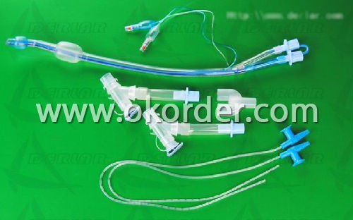 Respiratory and Anesthesia Tracheal Tube
