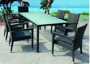 Outdoor Restaurant Set