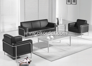 Reception Sofa and Coffee Table S016
