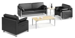 Reception Sofa and Coffee Table C002