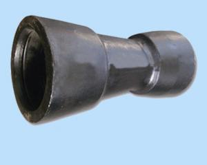 Ductile Iron Double Socket Taper For Push-on Joint