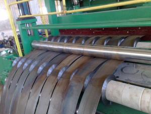 High Speed Leveling and Cut to Length LIne