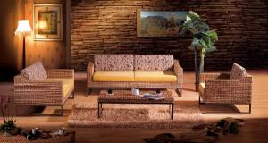 Hotel Real Rattan Weaving Sofa-35