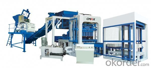 CT12 Block Making Machine