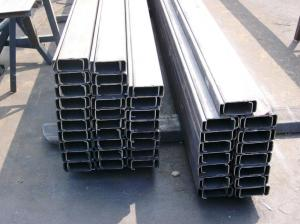 Cold-Rolled C Channel Bar