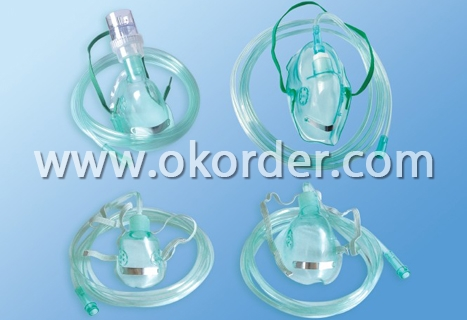 Oxygen Anaesthesia Mask