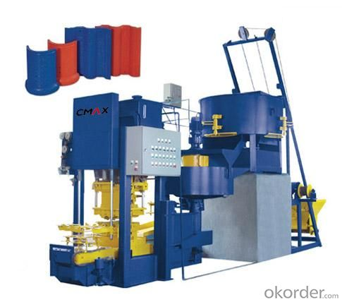 CT4 Block Making Machine